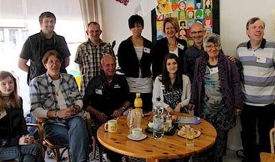 Stiftung gratuliert zur Neueröffnung des Bürgertreffs Geilenkirchen