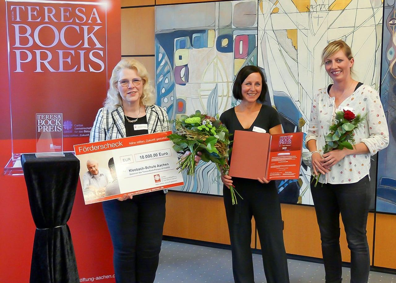 Teresa Bock Preis 2020